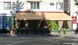 «Террадек ЭКО. г.Москва. Ресторан Палаццо Дукале» - Галерея   TERRADECK